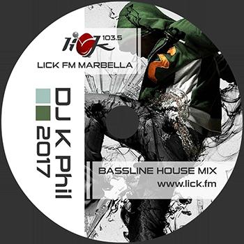 Lick fm 2017 bassline house promo mix lick fm marbella for Very deep house music